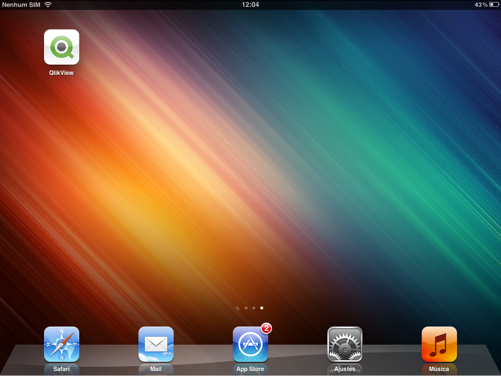 2 - Acesso Offline iPad