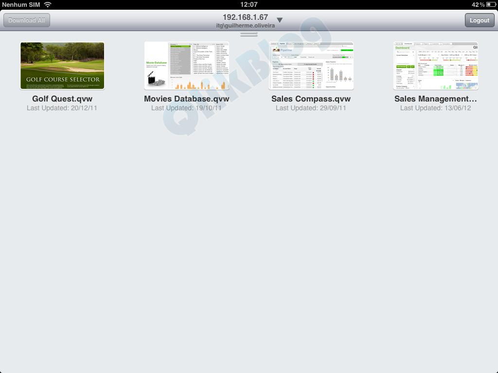 7 - Acesso Offline iPad