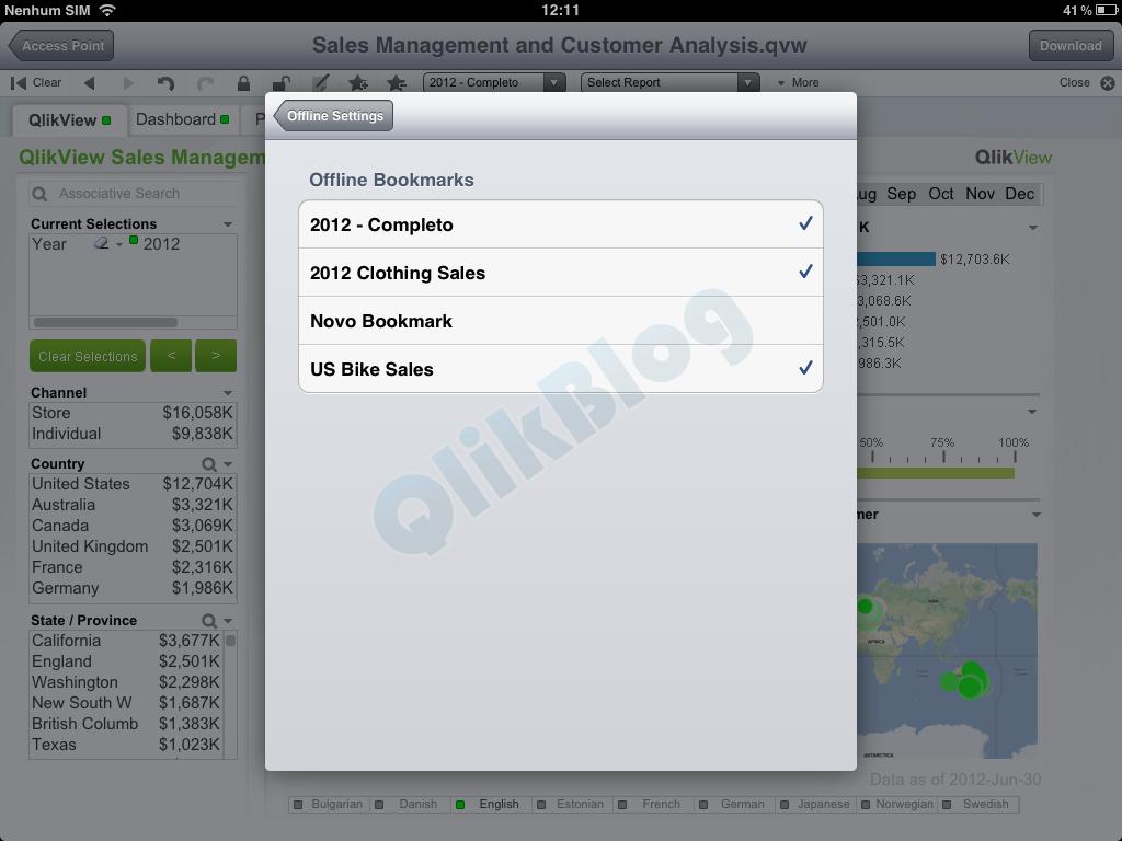10 - Acesso Offline iPad