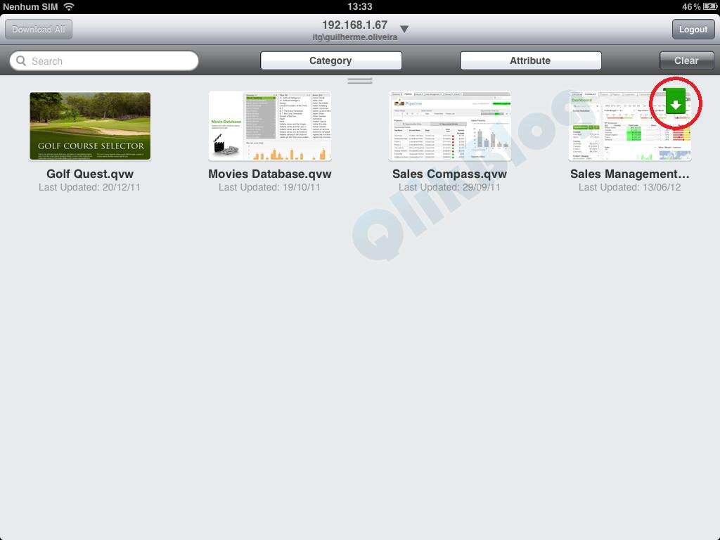 13 - Acesso Offline iPad