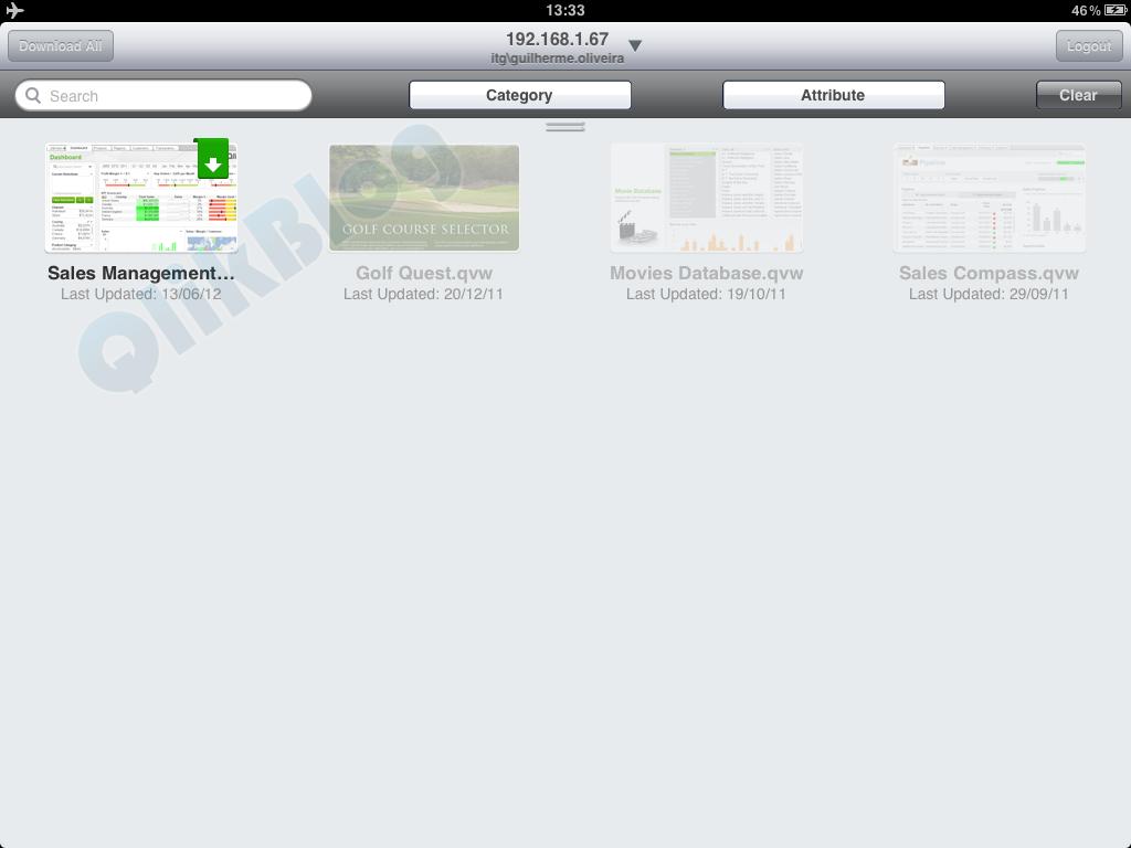 14 - Acesso Offline iPad